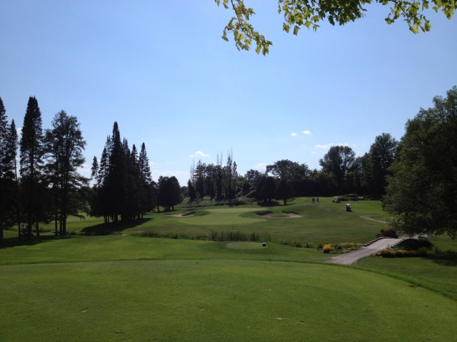 Rideau View's Par-3 15th